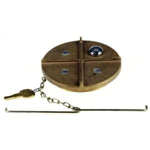 MotoRad 2505 00 Heavy Duty Fuel Cap with Lock Automotive