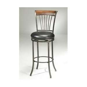 Riley Wood/Metal Counter Stool   Hillsdale Furniture