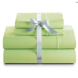 Solid Sheet Set Lime Green NEW Designer Outlet Sale Home & Kitchen