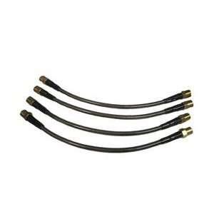 Agency Power AP S14 410 Stainless Steel Brake Lines