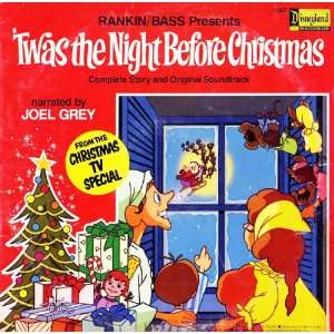 Audio CD. Rankin/Bass Presents Twas The Night Before