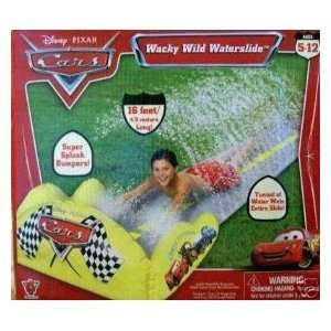 Disney Cars Wacky WaterSlide Toys & Games