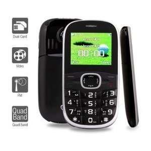Senior Citizen   Dual SIM 2.0 Inch Bar Phone: Cell Phones