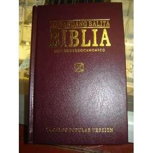 Magandang Balita Biblia / Tagalog Bible With