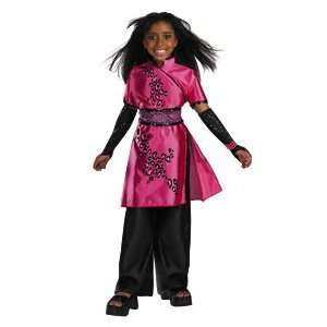 The Cheetah Girls Costumes    Galleria Deluxe Costume