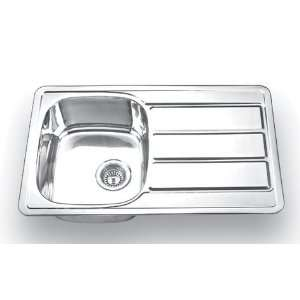 Houzer Kitchen Bar Sinks SDM 3018 Houzer Drainboard Bar