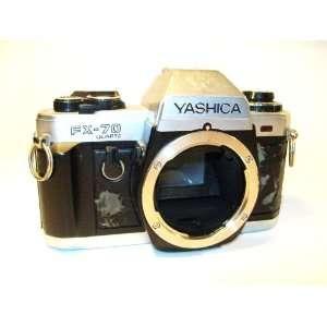 Yashica FX 70 Quartz 35mm Camera Body: Everything Else