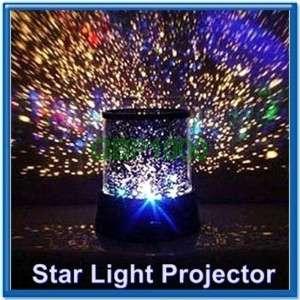 Romantic Star Master Starry Light Lighting Projector