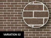0011 Rough Uniform Brick Wall Texture Sheet
