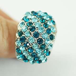 r6277 Ladys Special Lovely Zircon Gemstone Fashion Jewelry Adjustable