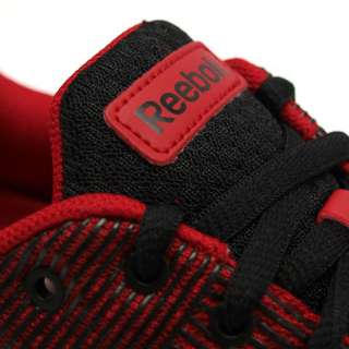 Reebok Zignano Rhythm Zig Tech RUNNING Shoes Red Black Japan atmos EMS