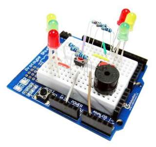Arduino Prototyping Prototype Shield ProtoShield Kit With Mini