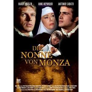 of Monza Poster German 27x40 Anne Heywood Hardy Kruger Antonio Sabato