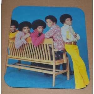 THE JACKSON 5 Michael Jackson COMPUTER MOUSE PAD