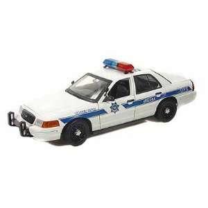 Ford Crown Victoria Arizona Highway Patrol Police Interceptor
