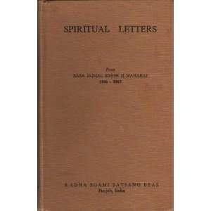 Jaimal Singh Ji Maharaj 1896 1903: Baba Jaimal Singh Ji Maharaj: Books