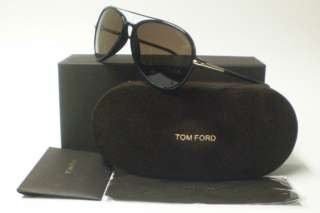 TOM FORD RAMONE TF149 TF 149 BLACK GOLD 01J SUNGLASSES