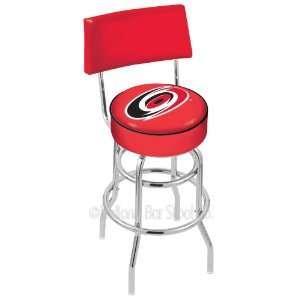 Carolina Hurricanes NHL Hockey L7C4 Bar Stool