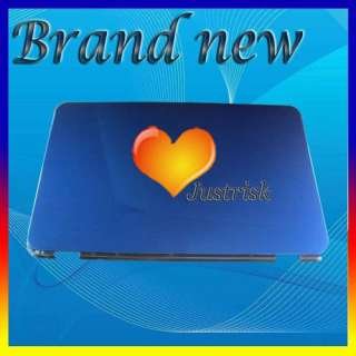 Brand NEW DELL Inspiron N5110 LCD Top Cover BULE