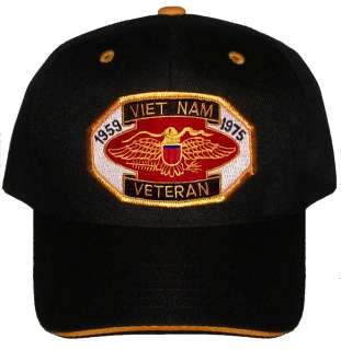 1959 1975 Vietnam Veteran Ball Cap Hat New FREE SHIP