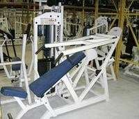Body Masters Selectorized Incline Chest Press