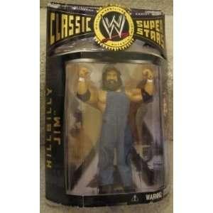 2004 WWE WWF Jakks Pacific Wrestling Classic Superstars Action Figure