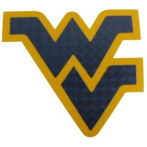 NCAA West Virginia Mountaineers Logo Decal Sports