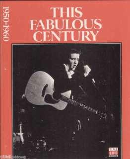 Time Life Books This Fabulous Century 1988 1950 1960