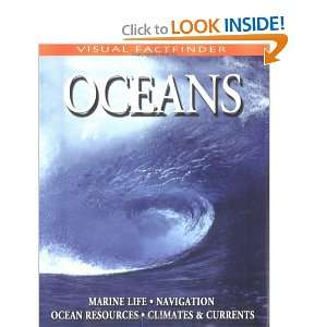Oceans (Visual Facfinder) (9781842365397) Belinda Gallagher Books