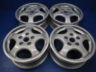 Porsche 965 964 911 OEM 7 x 17 Front Cup I Rim 1 Wheel