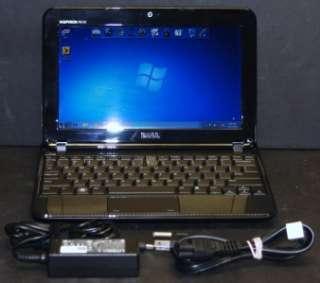 Dell Inspiron Mini iM1012 571OBK 10.1 Inch Netbook (Obsidian Black