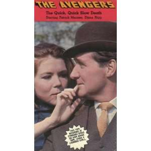 Avengers   The Quick, Quick Slow Death Patrick MacNee