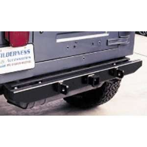 Bumper: 1987 2006 Jeep Wrangler/Unlimited; rear: Home Improvement