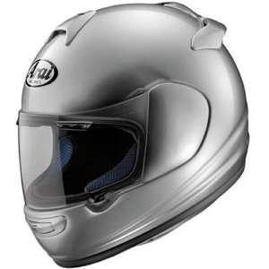 Arai Vector 2 Motorcycle Helmet   Aluminum Silver X Small