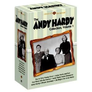/ Life Begins for Andy Hardy) Mickey Rooney, Various Movies & TV