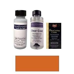 Oz. Impact Orange Metallic Paint Bottle Kit for 2005 Jeep Wrangler