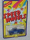 Speed Wheels   80s Style GMC / Chevy Stepside Pickup   Blue
