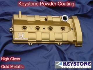 POWDER COATED HONDA PRELUDE SI B20A5 VALVE COVER 88 97