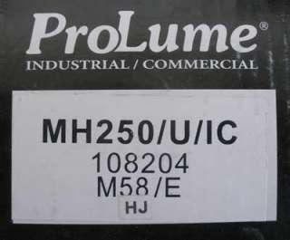New ProLume MH250/U/IC 250 Watt Metal Halide Bulb