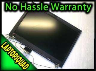 IBM Thinkpad T400 WXGA Laptop LED LCD Screen Complete Set