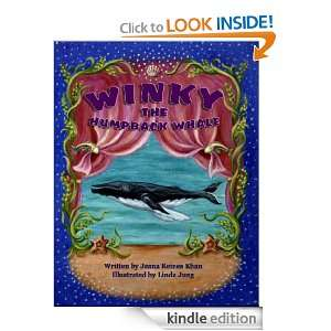 Winky the Humpback Whale: Jeana Khan, Linda Jung:  Kindle