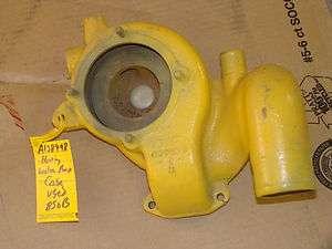 Case 850B 850 B Crawler Loader Dozer Water Pump Housing A138498 A59212