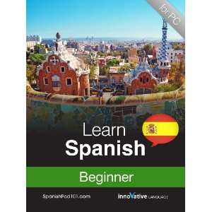 Learn Spanish   Level 4 Beginner Audio Course [Download] Software