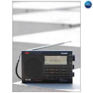 TECSUN PL660 S SSB/ AIR BD / DUAL CONV/ MULT BAND RADIO NEW