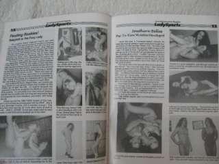 1997 Iss 18 Lady Sports Magazine Wrestling Boxing Body