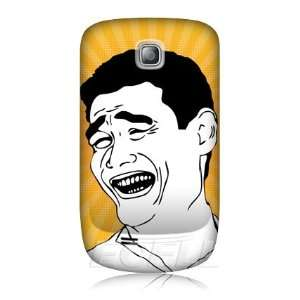Ecell   YAO MING MEME FACE TROLLFACE PROTECTIVE BACK CASE
