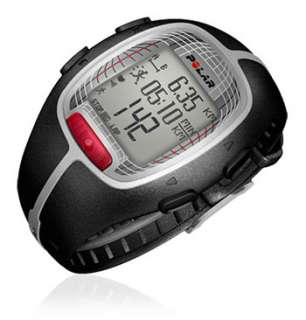 Polar RS300X Heart Rate Monitor Fitness Watch HRM Black