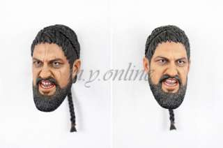 Hot Toys 300 KING LEONIDAS Figure 1/6 HEAD SCULPT