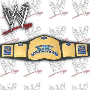 TAG TEAM CHAMPIONSHIP MINI REPLICA WRESTLING BELT: Toys & Games