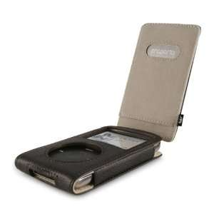 Proporta Aluminium Lined Leather Case (Apple 2G iPod